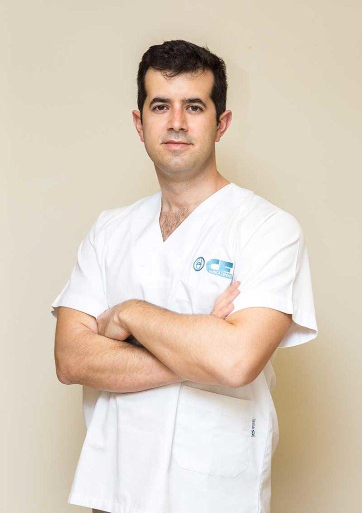equipo medico clinica doctor espejo